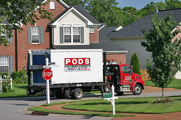 pods storage systems